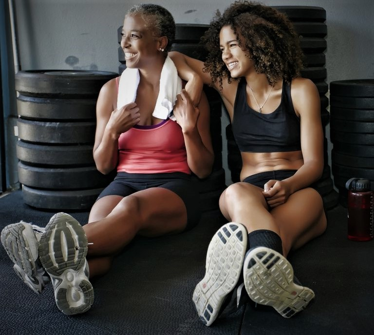 mother's day activities to do with sweat it out