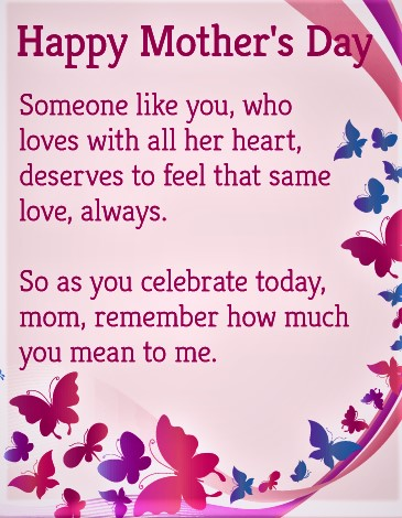 mother's day blessings images 4