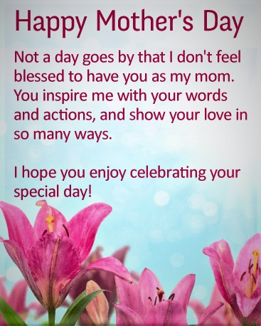 mother's day blessings images 9