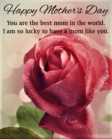 mother's day blessings images