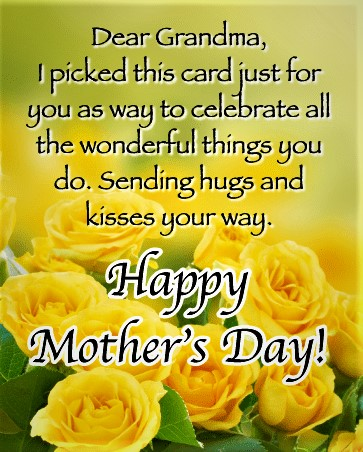 mother's day wishes for grandma 3