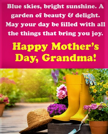 mother's day wishes for grandma 4