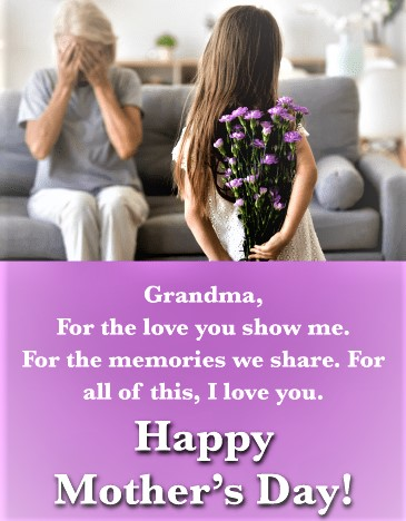 mother's day wishes for grandma 5