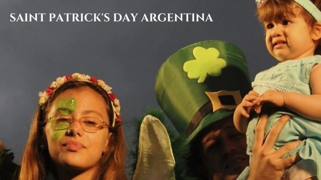 the most popular event of St. Patrick's Day around the globe
