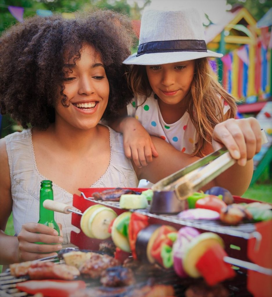 things to do on mothers day bbq