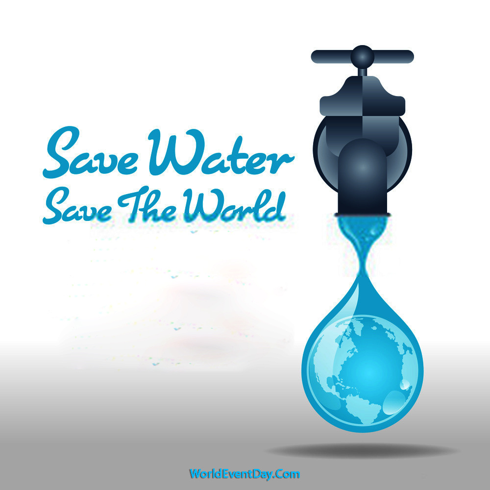 world water day theme images 10