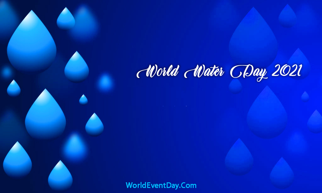world water day theme images 2