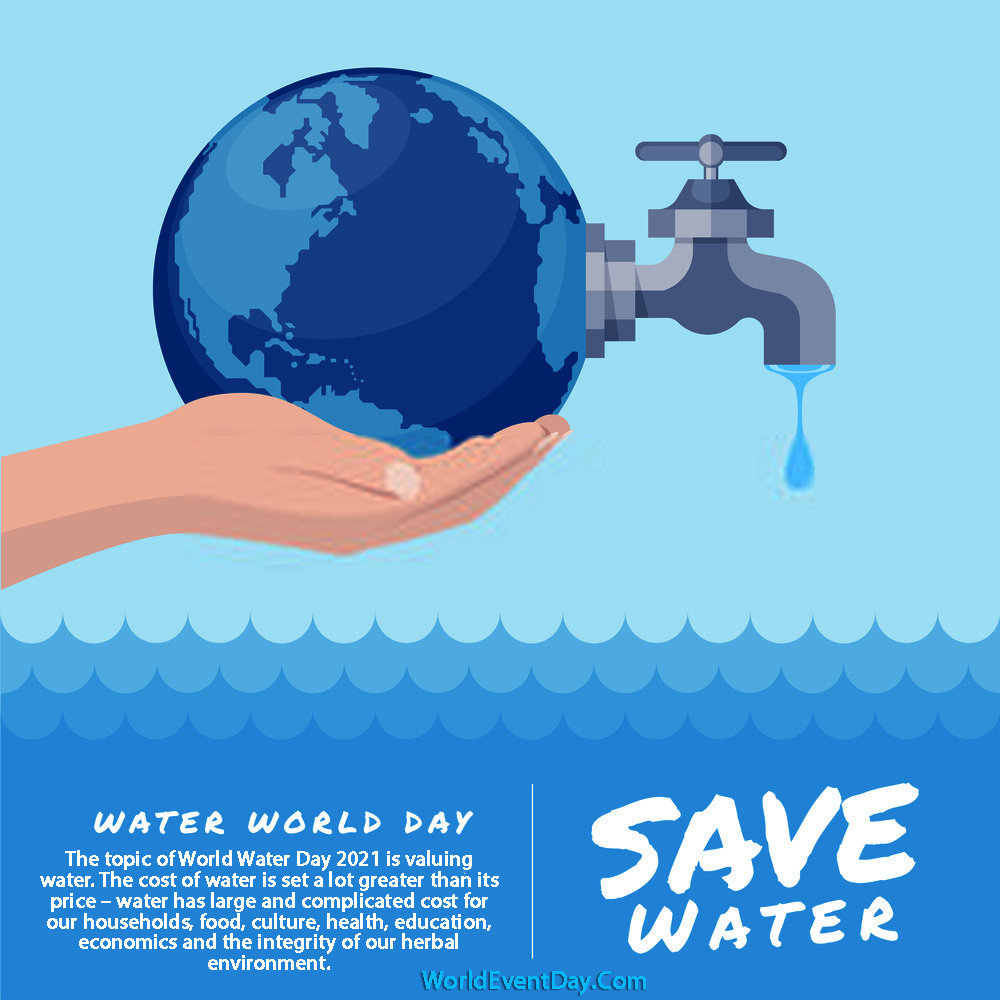 world water day theme images 8