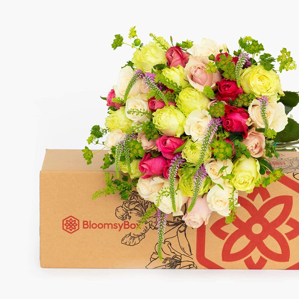BloomsyBox Beautiful Bouquets Subscription Best mothers day Mixed Flowers gifts 2021