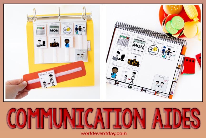 COMMUNICATION OPPORTUNITIES ACTIVITIES