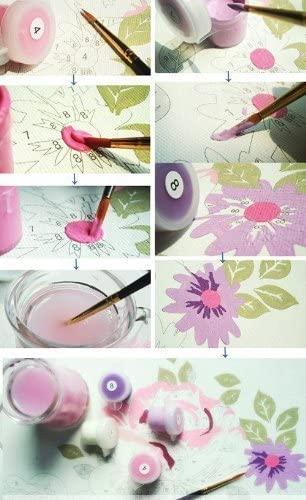 DIY Oil Painting Kit for Kids Beginner