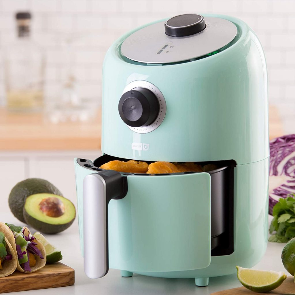 Dash Compact Air Fryer Oven Cooker with Temperature Control