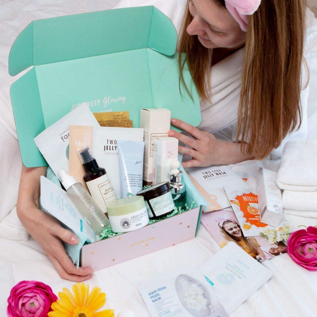 FaceTory K-Beauty Subscription