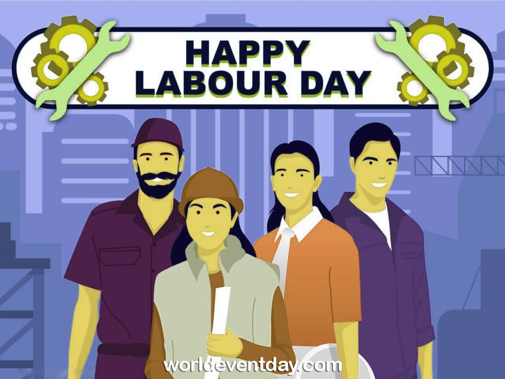Happy Labour Day image 2