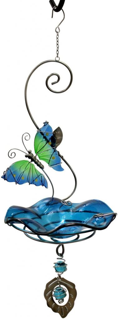 Heath Outdoor Products Butterfly Bliss Bird Feeder or Bath best gifts for mothers day 2021
