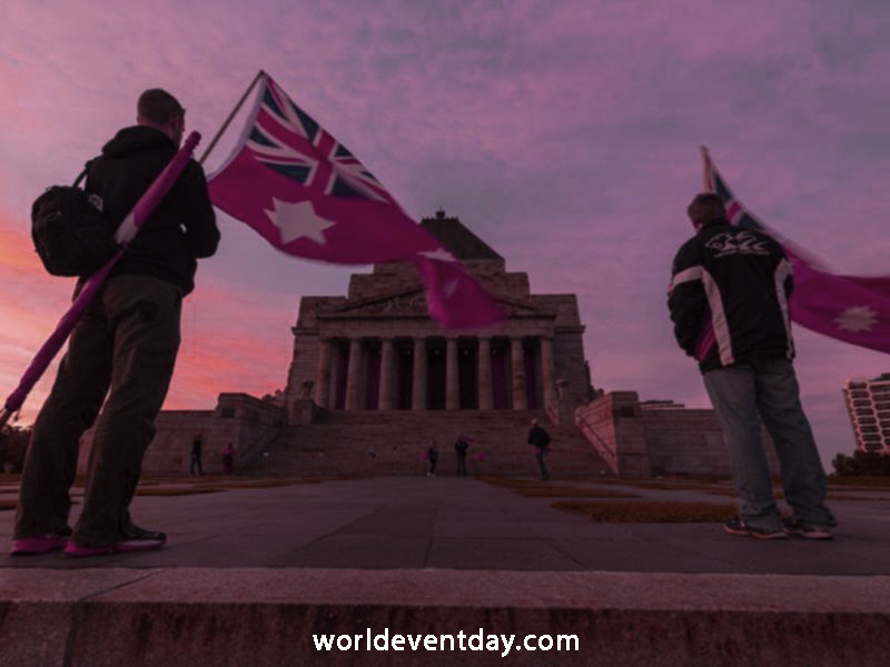 Is Monday a public holiday in Victoria for Anzac Day 2021