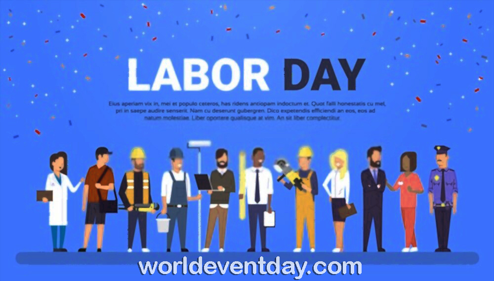 Labor Day Poster image 2021