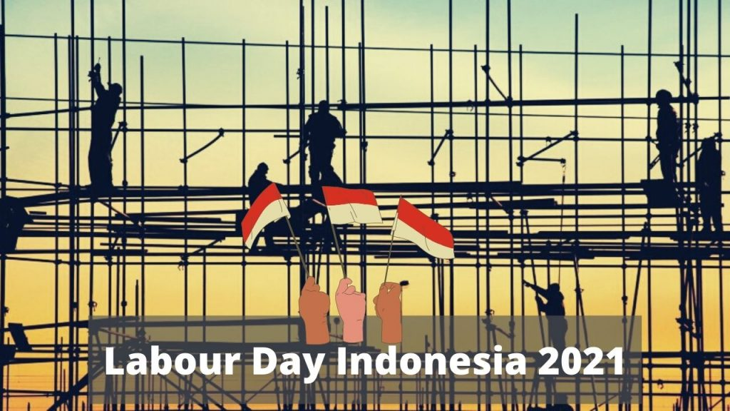 Labour Day Indonesia 2021