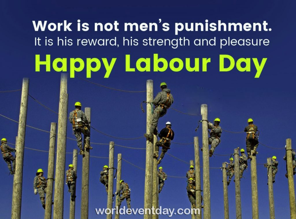 Labour Day wishing images 1