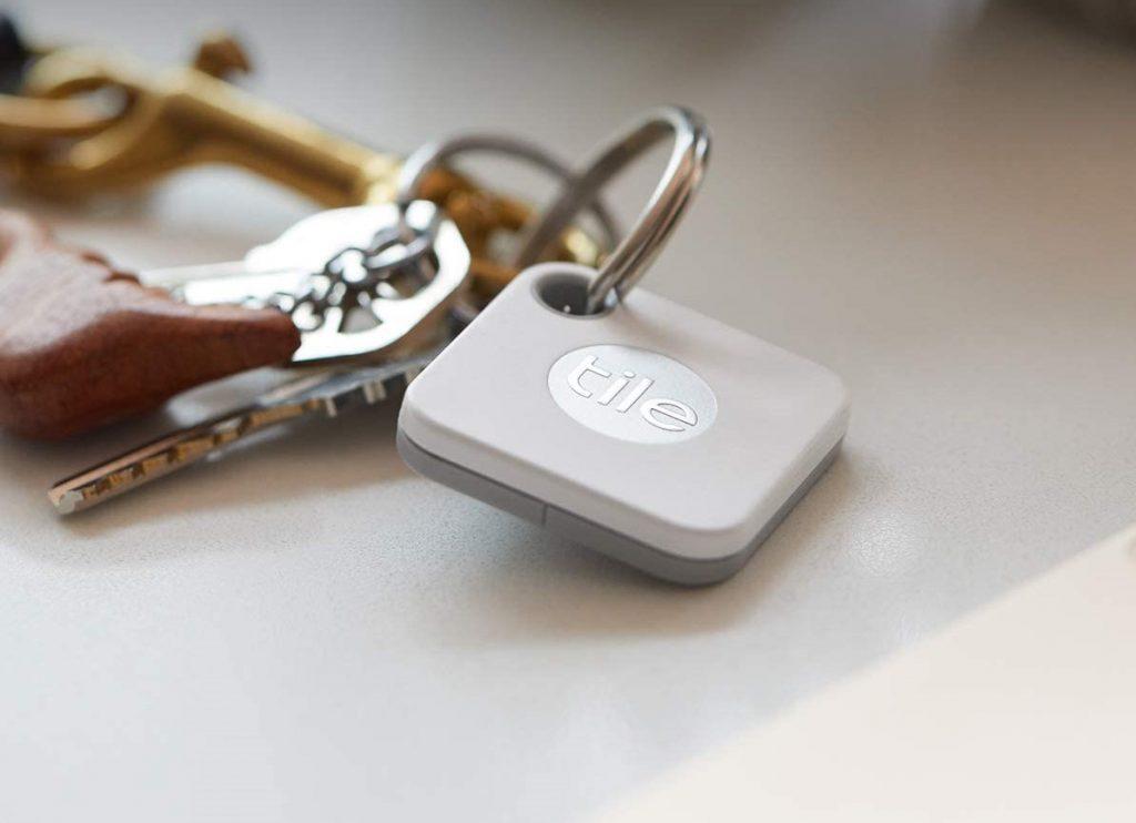 Tile Mate (2020) Bluetooth Tracker Keys Finder and Item Locator for Keys
