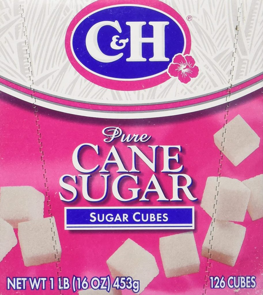 White Sugar Cube best gift for mothers day 2021