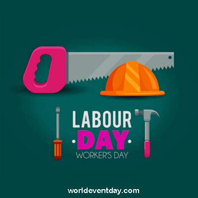 labour day card 14