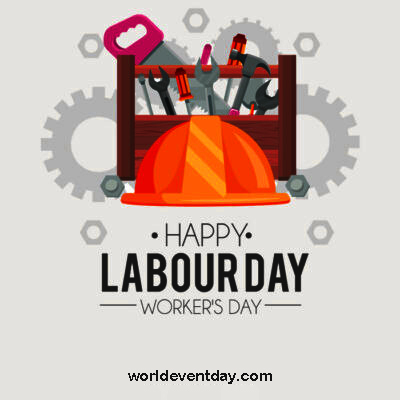 labour day card 15