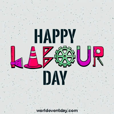 labour day card 17