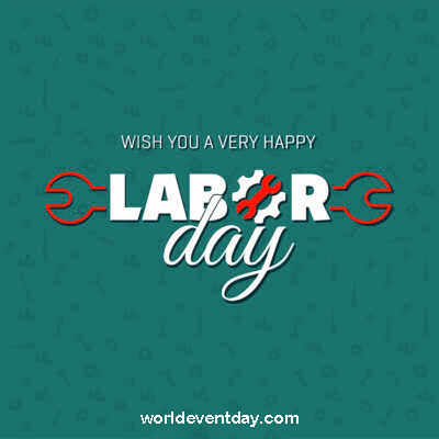 labour day card 20