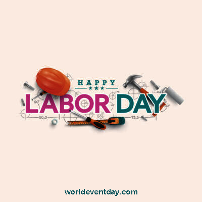 labour day card 21