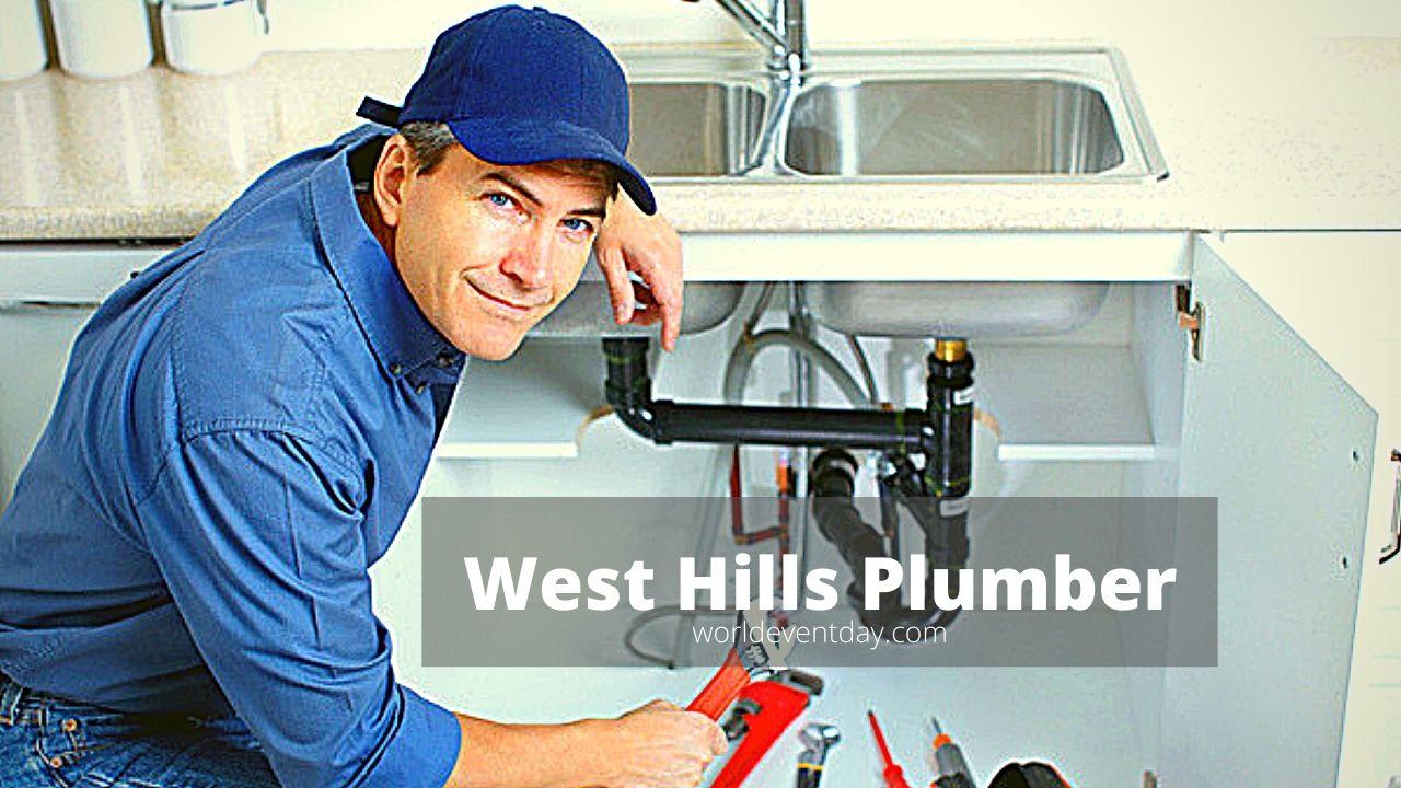 west hills plumber