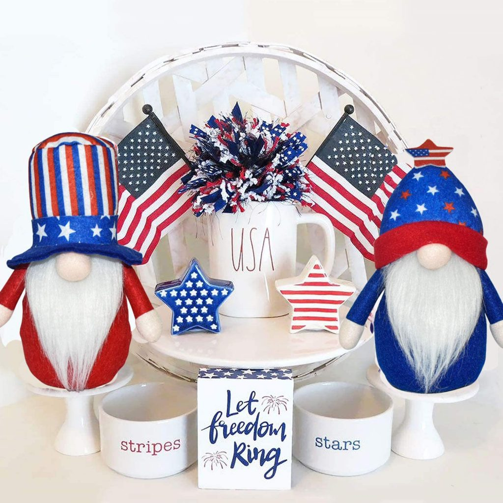 American President Election Plush Decoration memorial day gifts