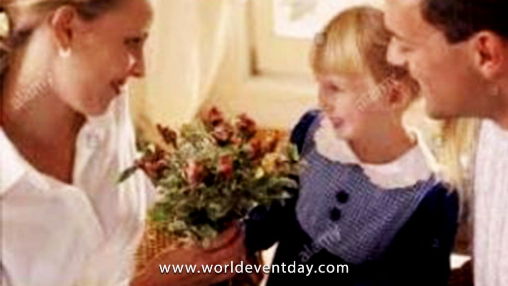 Global Day of Parents flower