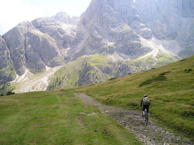 Go For A Bike Ride or Hike