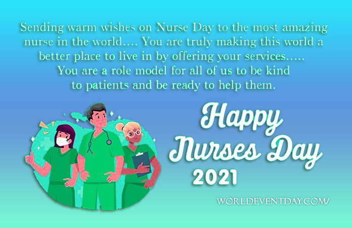 Happy Nurses Day Wishes 2021 Nurses Day Messages, Quotes