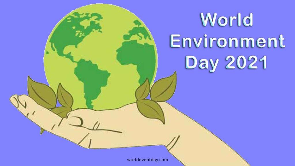 Incredible World environment day 2021
