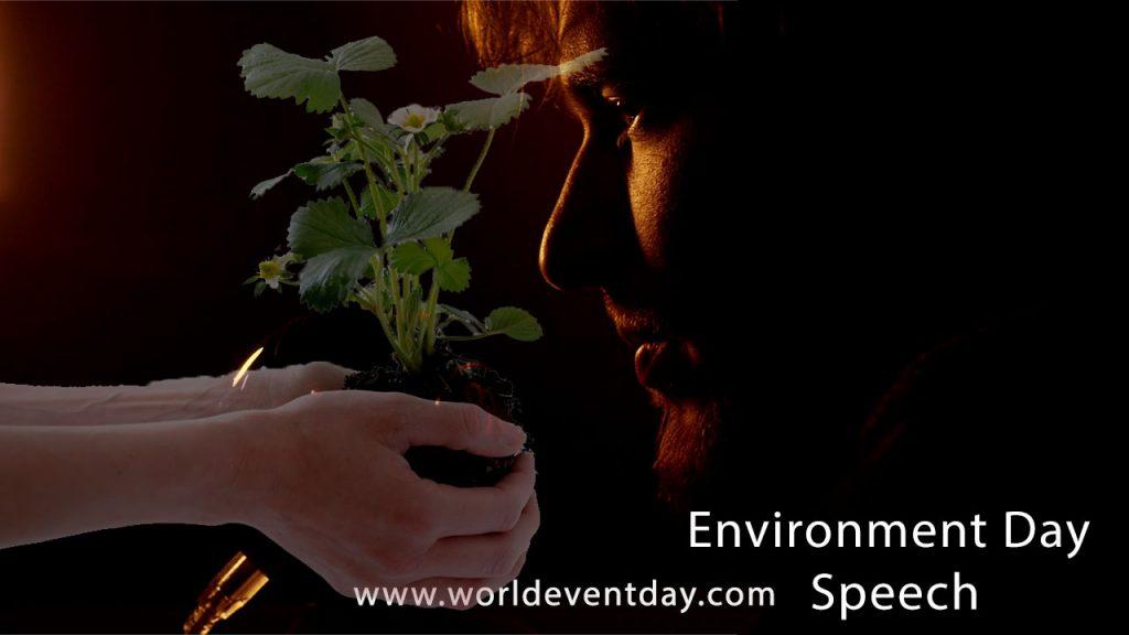 environment day speech
