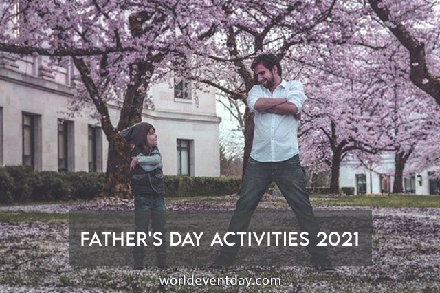 father's day activities 2021