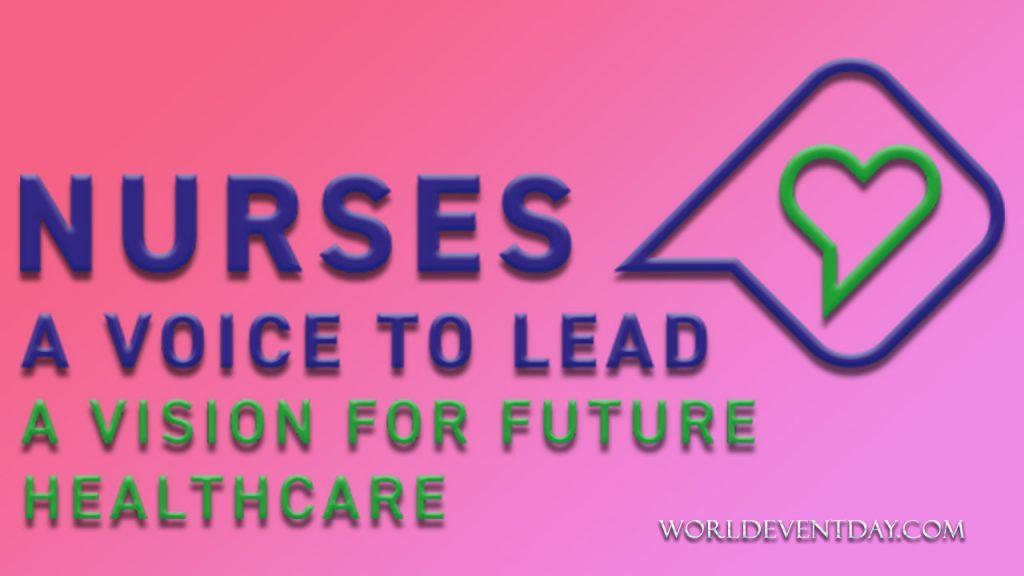international nurses day 2021 theme