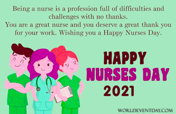 nurses day greetings message QUOTES AND WISHES