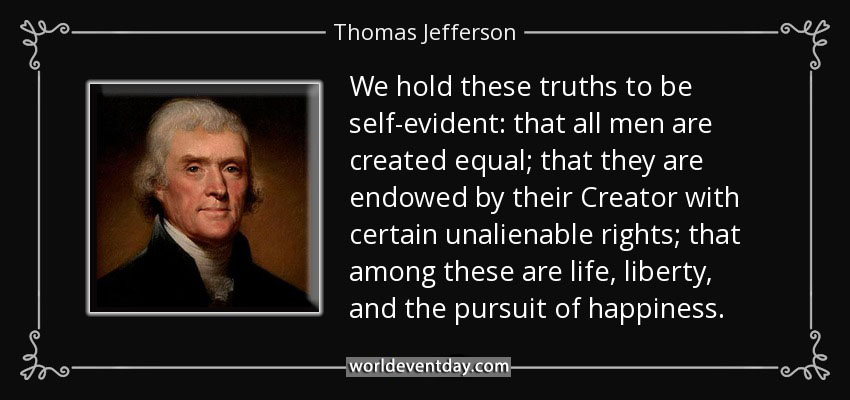 4th Of July Quotes by Thomas Jefferson