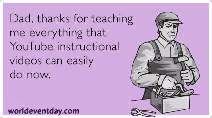 A Great Instructor funny fathers day memes