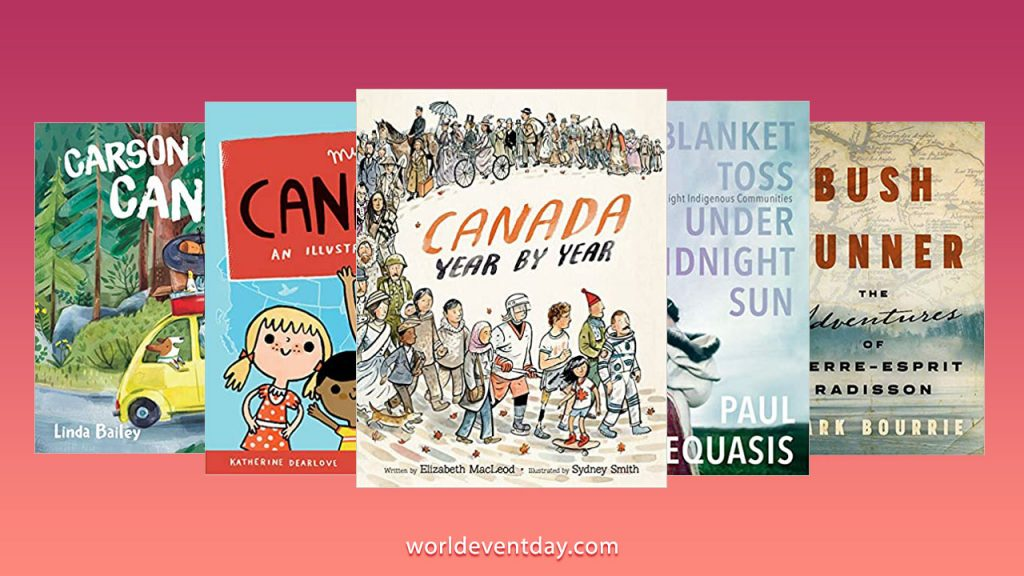 Canada Day Book