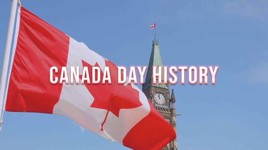 Canada Day history