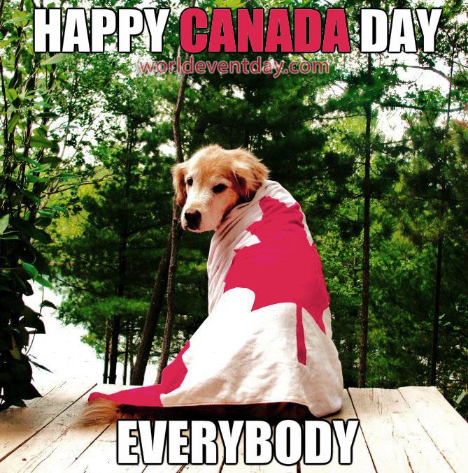 Canada Day meme 2021