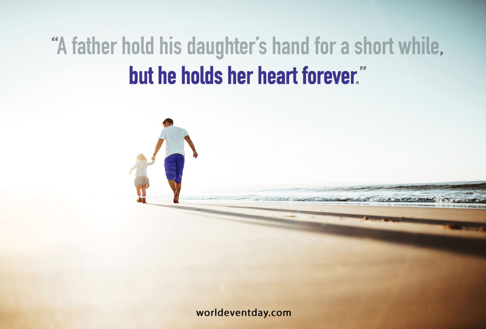 Cute Daughter Quotes For Daddy