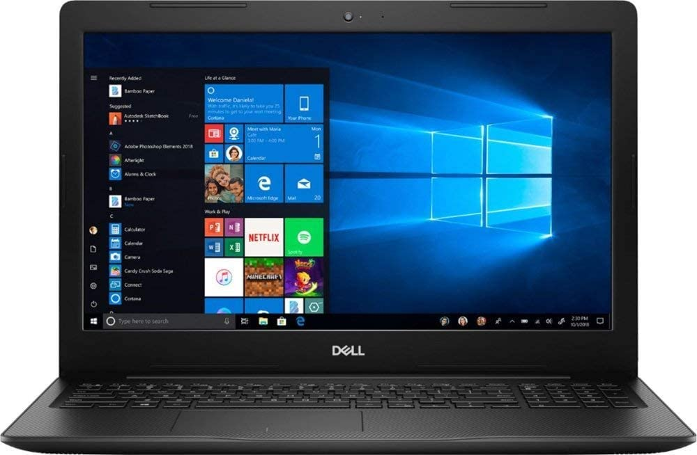 Dell Inspiron 15.6 Inch HD Touchscreen Laptop