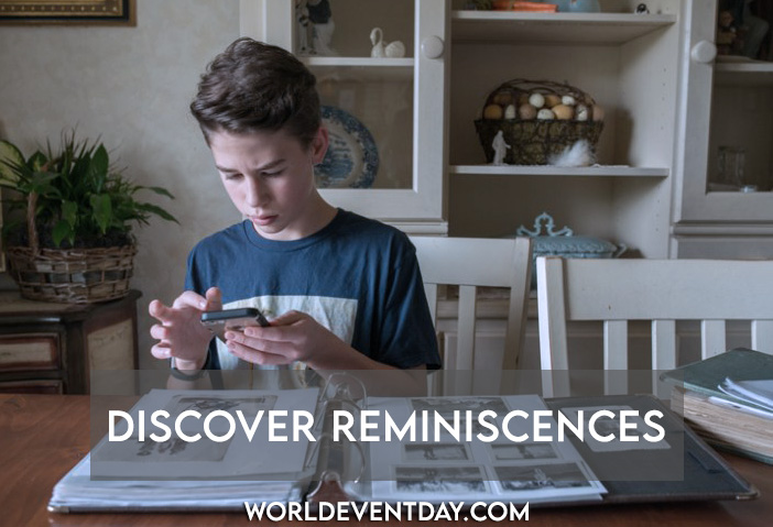 Discover reminiscences