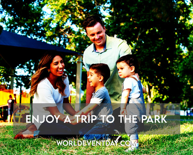 Enjoy a trip to the park