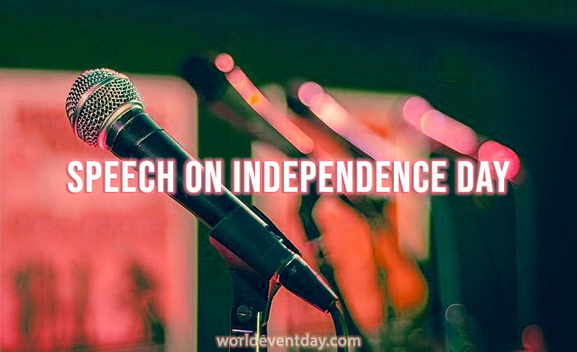 Grand Speech on Independence Day 2021